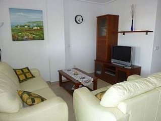 Apartment with a Communial Pool and on Site Facilities