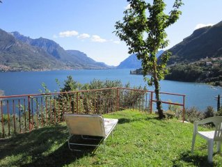 Bellagio: Casa indipendente con giardino
