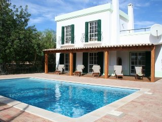 Holiday Villa in Private Grounds with Private Pool in Tavira, Algarve