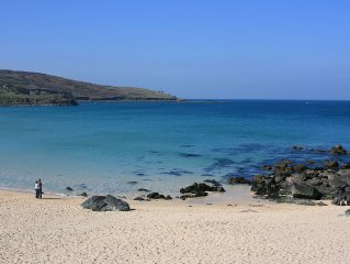 Stunning Cottage In The Heart Of St Ives, The Best Location, Sea Views, WiFi.