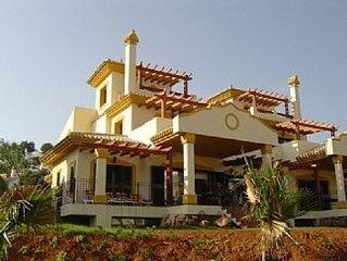 La Manga Club, Hacienda del Golf, Luxury 4 Bedroom Villa with Community Pool
