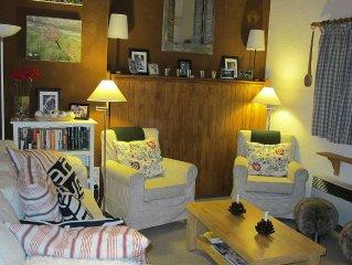 Ski Apartment in Meribel Mottaret, Trois Vallees, France