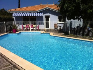 Villa  Calypso  piscine et spa