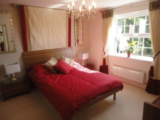 A short walk to the beach or into historic Charlestown-sleeps 9 + baby
