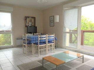 Duplex spacieux grand confort tres lumineux et calme Port CROUESTY