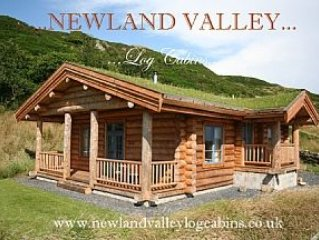 Newland Valley Log Cabins Damson & Pear Tree Cabin