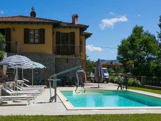 Villa Corrado, luxury Villa, full disability acce