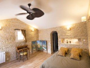 Maison de vacances, Ile d'Oléron 'L'Eglade' Classement 4 étoiles         * * * *