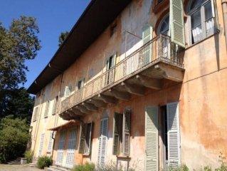 Invorio: Casa di carattere vicino al Lago Maggiore