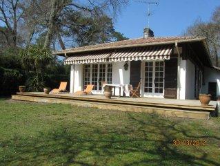 Villa sur le golf d'Hossegor