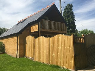 Station Lodge.. ..2 Bed Spacious Lodge with garden  Tondu Bridgend SOUTH WALES