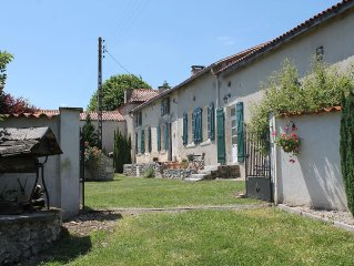 Beautiful 16th Century Farmhouse with amazing views and private swimming pool.