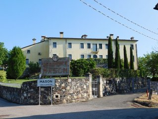 """Guest House """"La Mason"""" offers relax between Vicenza, Verone and Garda Lake"""