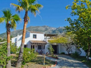 Rustic-Luxury - A Private Country Home In The Tranquil Hills of Andalucia