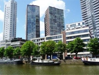 Luxurious apartment | Rotterdam central | Shopping | Business