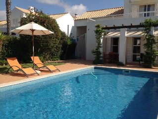 Holliday Villa 2 minutes from Galé beach