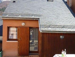 Charmant Chalet Duplex Cauterets avec terrasse et parking