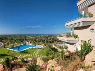 Luxury penthouse apartment, La Sella, Denia, Costa Blanca