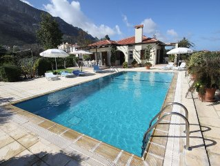Villa With Private Pool And Sea And Mountain Views. Some School Hols available