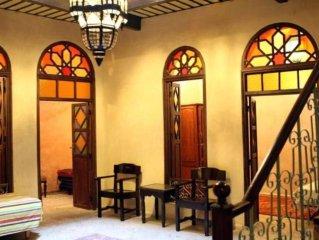maison arabo-andalouse au coeur de la medina