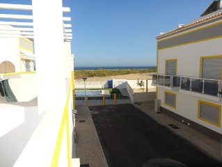 New 3 bedroom Apartment 50 meters from the beach