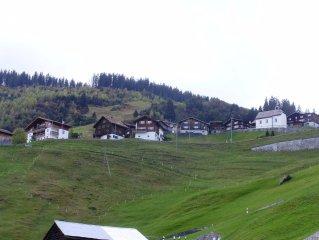 Gemütliches, ruhig gelegendes Haus in den Bergen