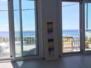 Modernes Apartment mit fantastischer Aussicht