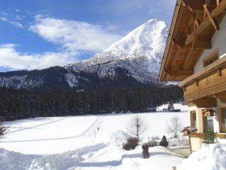 Newly renovated Non smoking apartments with views of the mountains