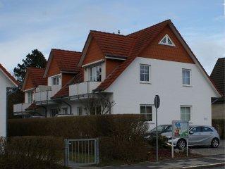 Gemütlich eingerichtete Maisonettenwohnung für 2-5 Personen, familienfreundlich