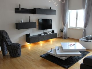 Komfortabel eingerichtete moblierte Wohnung mit Charme im Szeneviertel