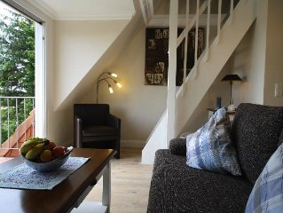 liebevoll eingerichtete 2-Zimmer Maisonette Wohnung, gemutlich, ruhig gelegen