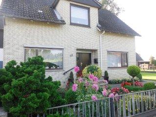Ferien/Urlaub im Stadtteil von Cuxhaven/Lüdingworth, Köstersweg 63 /1-8 Pers.