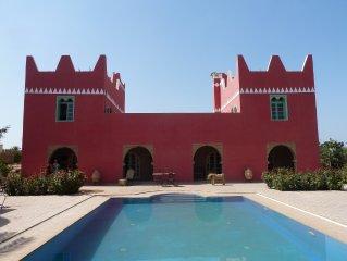 Nahe Agadir, Schwimmbad, gross. Garten, Stille, inter. Besichtigungen