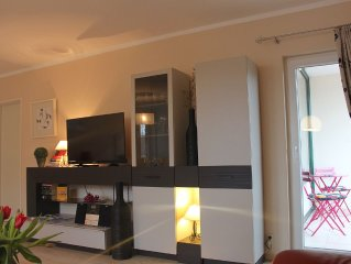 spacious and stylish apartment in the district of Sankt Peter-Ording Bad