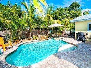 Windshore A! - Strandnahes Ferienhaus mit beheiztem Pool, WLAN & Surround Sound