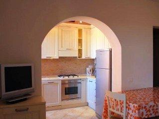 Casa Marina, Klimaanlage, Kostenloses WLAN, grosser ueberdachter Balkon mit Meer