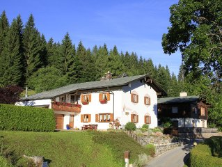4-star apartment in the National Park Berchtesgaden