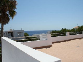 Haus am Meer bei Cala D´or , Meerblick, Pool, Klima, WLAN, SAT-TV, sep. Studio