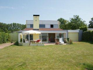 Ferienhaus in exclusiver Lage am Veerse Meer, eigener Steg, 4 Schlafzimmer