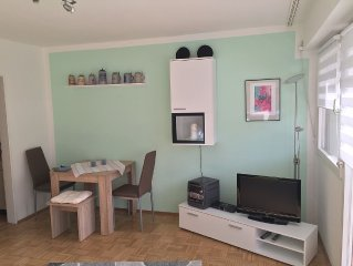 Small apartment in a central location of the city Fussen