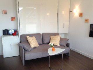 Traumlage Alt Schwabing, 1 Zimmer Apartment, 25 qm