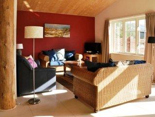 Sfeervolle vakantiewoning in rustige omgeving geschikt voor mindervaliden