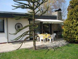 Ferienhaus Pecher-600qm freistehend,Ruhig,Kinderfreundlich,Strandnah,Kamin außen