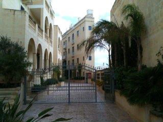 Wunderschöne Ferienwohnung für vier Personen in Ghajnsielem, Gozo
