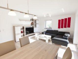 Ferienappartment mit gehobener Ausstattung (Neubau) am Bostalsee