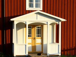 Emils Hus in Astrid Lindgrens Småland, 300 m zum See