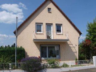 Ferienhaus in Braunfels, freistehend,  ruhig u. zentral gelegen, WLAN