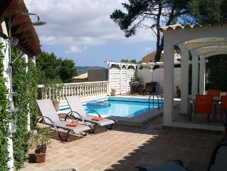 Holiday House Costa Canyamel with private pool 4-6 people Golf and sea incl NK