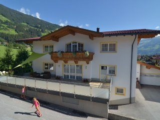 Neues Appartment fur 4 - 9 Personen