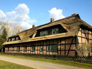 Ostseeurlaub in der Rostocker Heide, zwischen Rostock und Fischland Darß Zingst
